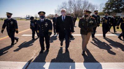 Desafíos y condicionamientos en la agenda del nuevo ministro de Defensa