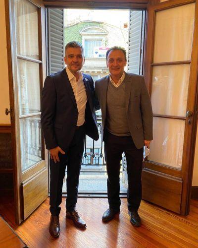 Diego Perrella es el jefe de Gabinete del flamante ministro Juan Zabaleta