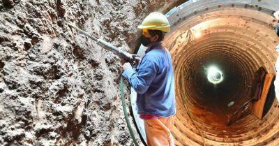 Esteban Echeverría: avanza una obra para evitar inundaciones en Monte Grande y El Jagüel