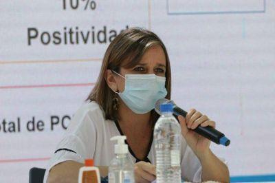 Vacunación irregular: Barbás declara ante la Justicia