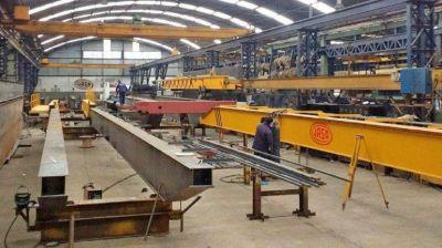 Aseguran que la industria metalúrgica