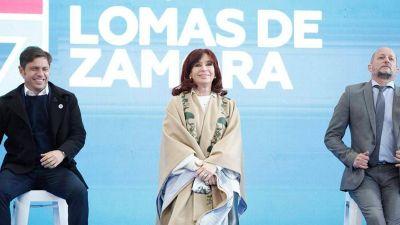 Cristina presentó la reedición del Plan Qunita:
