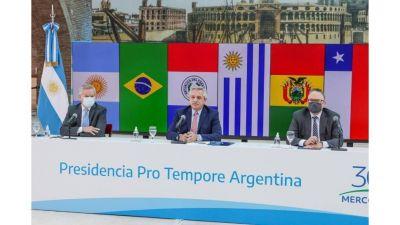 Alberto-Lacalle Pou: Uruguay insistirá en acuerdos por fuera del Mercosur