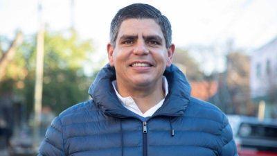 """Lucas Aparicio: """"Queremos llevar la voz de los vecinos al Concejo Deliberante"""""""