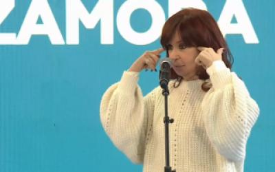 Cristina en Lomas de Zamora: