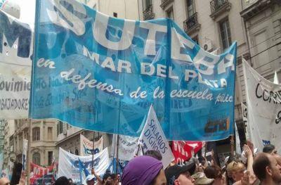Paritaria docente: en Mar del Plata también buscan ganarle a la inflación