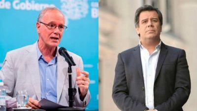 Daniel Gollan y Facundo Manes se cruzaron por la gestión de la pandemia: salud pública vs superespecialidad