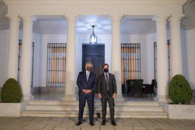 Uruguay también respaldara a la Argentina para presidir la CELAC
