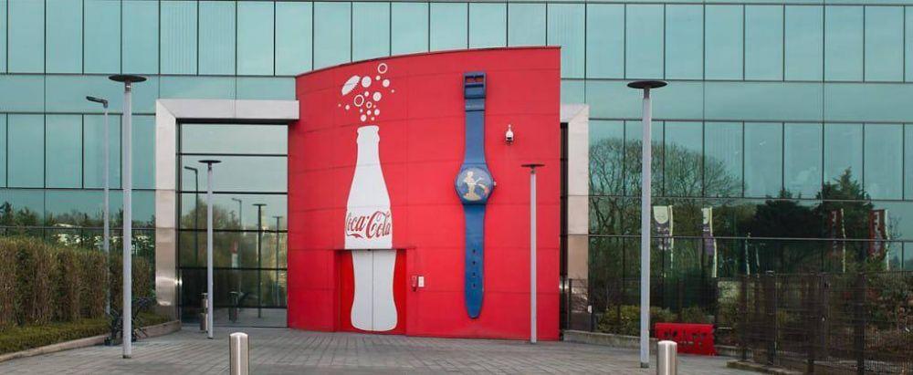 Cómo es la planta I+D de Coca-Cola por dentro, el núcleo del marketing de la marca