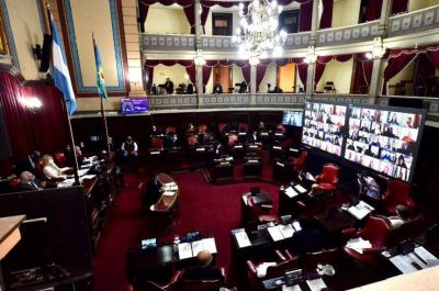 El Senado, la obsesión electoral de Kicillof