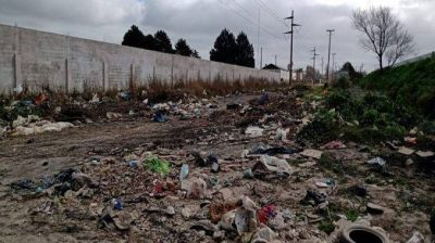 """Las Américas: """"Necesitamos soluciones urgentes con los basurales"""""""