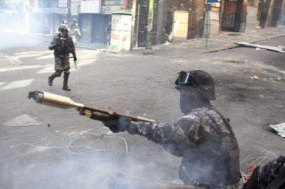Armas a Bolivia: Se cierra el círculo del contrabando macrista