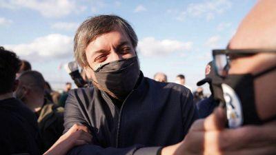 Máximo le puso límites a un acuerdo con el FMI