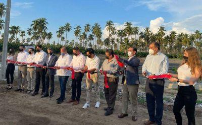 Inauguran primer humedal de alta tecnología y ambientalmente responsable en Jalisco