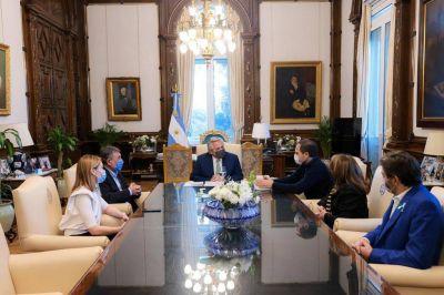 El Presidente y Schiaretti, las apuestas de los dos frentes peronistas, mirando a las Paso