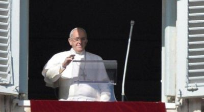 El papa Francisco expresa su