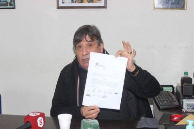 """El """"Cholo"""" García podría pedir que lleven a declarar al intendente de La Plata con la Fuerza Pública"""