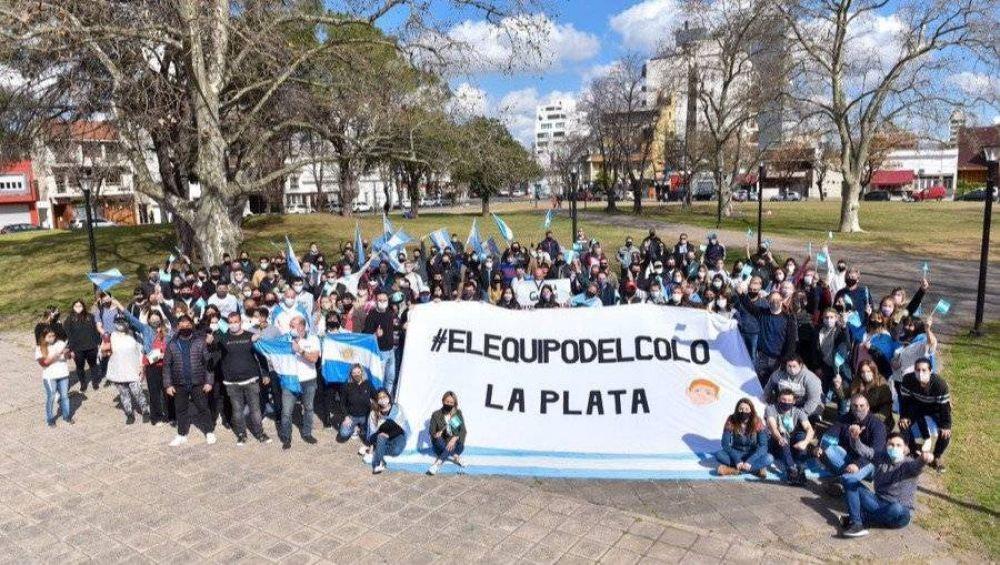 """Cena de la polémica en la UCR platense: Usina Radical también cruzó a """"los gordos del radicalismo"""""""