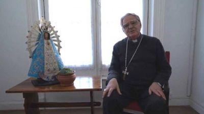 Mons. Ojea: María ayuda a los argentinos a caminar en este tiempo difícil