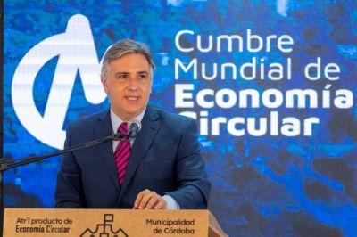 La Ciudad Córdoba invita a la primera Cumbre Mundial de Economía Circular