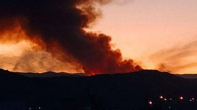 Incendios en Córdoba: logran controlar el incendio en Salsipuedes
