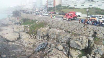 """35 muertes por accidentes viales en lo que va del año en Mar del Plata: """"Es una locura"""""""