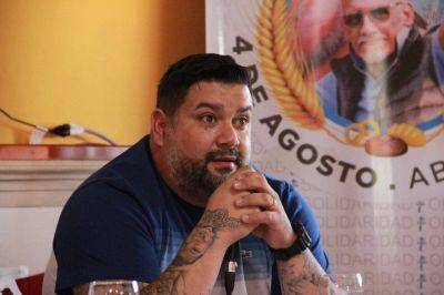 Durísima solicitada de la agrupación sindical de Gastón Frutos de cara a la elección de Panaderos
