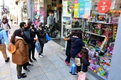 El 63% de los comerciantes vendió más de lo que esperaba en el fin de semana largo