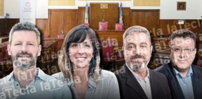 Las voces de quienes van por el Concejo
