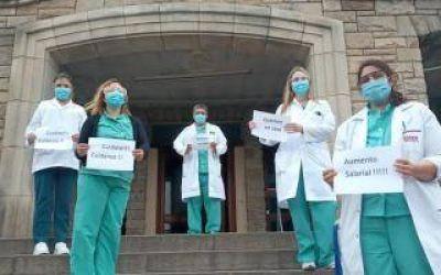 Profesionales de la salud marcharán en Mar del Plata para pedir por la recategorización laboral
