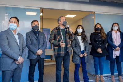 Morón | Inauguran una nueva oficina para el control en el distrito
