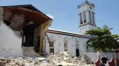 Solidaridad de la Iglesia argentina con el pueblo haitiano