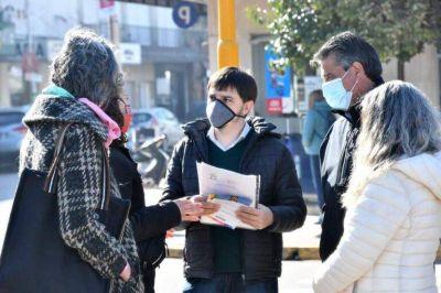 Juntos - PRO continúa con su campaña rumbo a las PASO