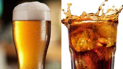 Qué engorda más y aporta menos beneficios para la salud, ¿la cerveza o los refrescos?