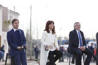 """Cristina al presidente: """"No te enojes, en los gobiernos populares, los errores se exacerban para indignar"""""""
