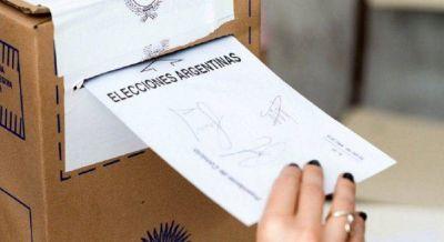 A partir de este miércoles no podrá haber actos oficiales que promuevan la captación de votos