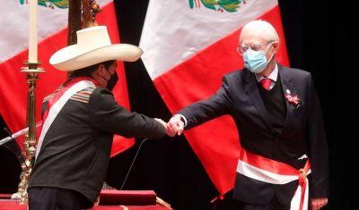 Renunció el canciller de Perú luego de acusar a la Marina de