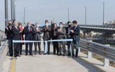 Ituzaingó: Quedaron inaugurados los puentes vehiculares