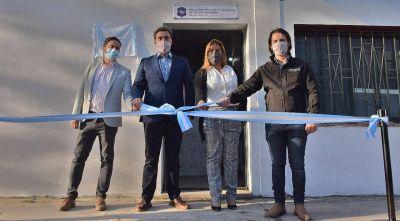 Inauguraron en Luján la nueva Delegación Departamental de Narcotráfico de Mercedes