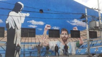 El Municipio sigue realizando operativos de limpieza de microbasurales y creación de murales en los barrios