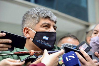 Apoyo internacional para Pablo Moyano en el conflicto con Garbarino