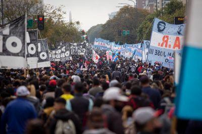 Tras la marcha, el Ministerio aseguró que no recibirá a las organizaciones de izquierda