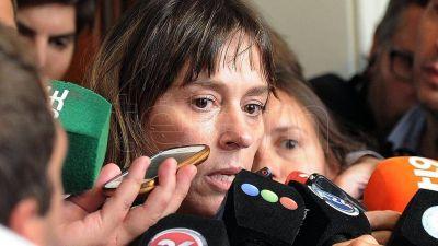 Juliana Di Tullio jurará esta tarde como senadora en reemplazo de Taiana