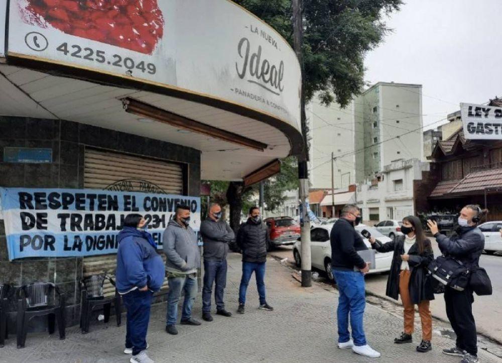 El sindicato de panaderos de Lanús criticó los dichos de FAUPPA defendiendo a los empresarios