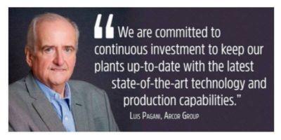 Arcor Group con estrategia de crecimiento en el mercado estadounidens