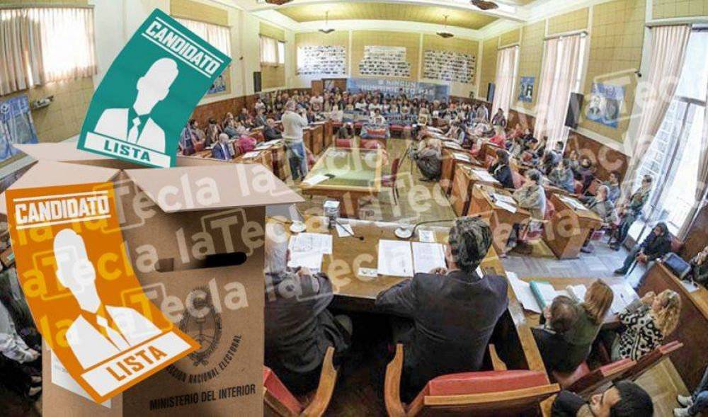 Uno por uno, todos los nombres de las PASO: 780 candidatos marplatenses, 26 listas y 5 internas