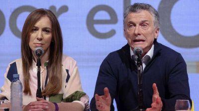 Mauricio Macri debuta en la campaña 2021 este viernes con María Eugenia Vidal