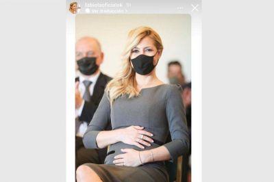 El Gobierno se prepara para oficializar el embarazo de Fabiola Yañez