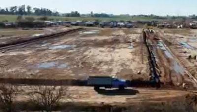 El STIAPBA entregará 124 terrenos del barrio La Paz, en Salto