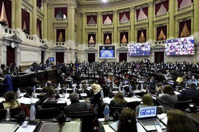 Las leyes más importantes sancionadas por la Cámara de Diputados en lo que va de 2021